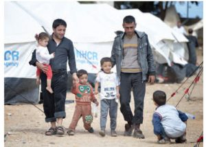 2015 | Greece - Refugees, parents with children