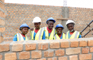 Students excited to see new school building
