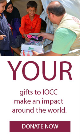 YOUR gifts to IOCC make an impact around the world.