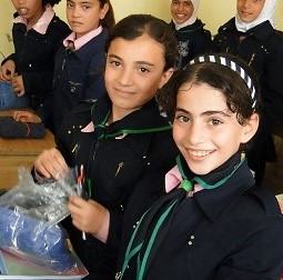 Syria Hygiene Kits for Children