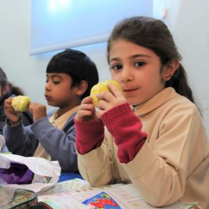 Healthy Snacks Children Lebanon