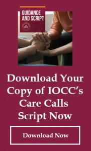 Guidance and Script - Download Your Copy of IOCC's Care Calls Script Now